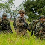 Ejercicio Vita Estados Unidos Colomiba Militares