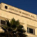 Sede Concejo de Bogotá 2020