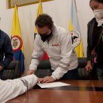 Luego de 24 horas de reuniones, firmamos el pacto por los campesinos, la vida y la seguridad alimentaria.