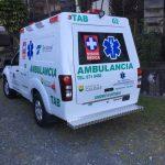 Ambulancia para Palestina