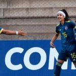 Colombia golea a Ecuador 4-0