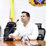 Juan Camilo Fuentes,presidente del Concejo de Barranquilla,