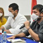 Como medida de contención de contagios por Covid-19, el alcalde de Barranquilla, Jaime Pumarejo, declaró a la ciudad en alerta naranja.