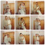 Monica y su Padre Carlos Lehder