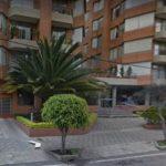 15 hombres con armas de fuego robaron edificio residencial del norte de Bogotá