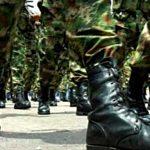 Militares-Botas