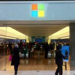 Microsoft cerrará sus tiendas