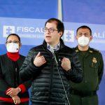Dra. Martha Janeth Mancera, Vicefiscal (e). Habla sobre alias Contador.