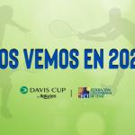 La Davis Cup by Rakuten Finals se pospone hasta 2021.