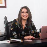 Presidenta del Consejo Superior de la Judicatura, Diana Alexandra Remolina,
