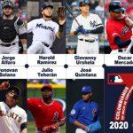 Embajadores Colombianos en grandes ligas de Béisbol
