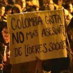 La Organización de las Naciones Unidas (ONU) y el Gobierno colombiano están verificando otros 49 homicidios. Foto Susana Noguera - Agencia Anadolu