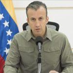 El ministro de Petróleo de Venezuela, Tareck El Aissami, anunció este viernes que dio positivo para el coronavirus (COVID-19)