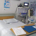 Unidad de cuidado intermedio y de UCI