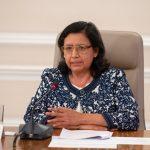 Gina Tambini,Representante en Colombia de la Organización Panamericana de la Salud/Organización Mundial de la Salud,