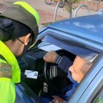 Controles estrictos de tránsito en Bogotá y Cundinamarca