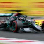 Pole para Hamilton en Hungría, quinto lugar para Vettel