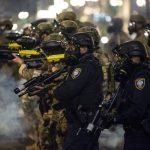 Donald Trump, ha anunciado el envío de fuerzas de seguridad federales a Chicago, Nueva York, Filadelfia y otras grandes ciudades en respuesta a las protestas contra el racismo y la violencia Foto  Nathan HowardZUMA Wiredpa