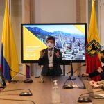 Alcaldesa de Bogotá, Claudia López, sobre cambio de cronograma de cuarentena por localidades