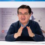 Ministro de Salud y Protección Social, Fernando Ruiz Gómez