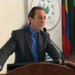 Fabio Aristizabal,superintendente de Salud,