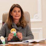Vicepresidenta Martha Lucia Ramirez 23062020