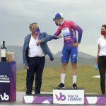 Evenepoel ganó la tercera etapa y es nuevo líder de la Vuelta a Burgos