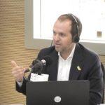 Mindeporte, Ernesto Lucena habla sore los probemas del regreso del fútbol colombiano