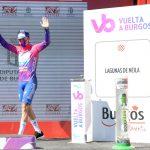 Remco Evenepoel se coronó campeón en la Vuelta a Burgos 2020