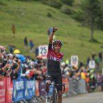Egan Bernal ganó la etapa reina de Occitania