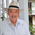 Raimundo Angulo Pizarro,presidente del Concurso Nacional de Belleza,