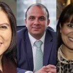 Elizabeth Martínez, Carlos Camargo y Myriam Martínez,Conforman terna a Defensor del Pueblo