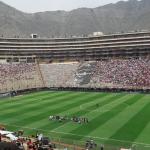 El estadio Monumental de Lima, Perú, REUTERSHenry Romero.