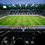 Partido entre Borussia Moenchengladbach y FC Cologne por la Bundesliga. REUTERS/Wolfgang Rattay/File