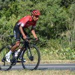 Nairo Quintana fuerte en el Dauphiné
