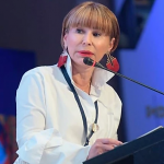 Alicia Arango,ministra del Interior,