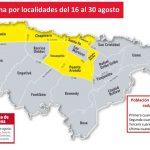 Siete localidades en Bogotá entran en cuarentena