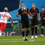 Atlético de Madrid cayó (2-1) ante el RB Leipzig y se despidió eliminado de la Liga de Campeones-Foto Real Madrid