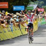 Davide Formolo gano tercera etapa