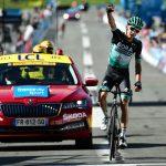 Lennard Kamna (Bora) ganó la cuarta etapa del Critérium del Dauphiné,