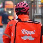 Repartidores de Rappi en Bogotá