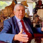 Cesar GaviriaTrujillo sigue al frente del Partido Liberal hasta el 2022