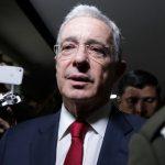 Álvaro Uribe, llega a una audiencia privada en la Corte Suprema de Justicia RUTERSLuisa GonzálezFoto de archivo