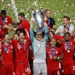 Bayer Munich campeón de la Liga de Campeones 2020