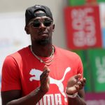 Usain Bolt REUTERS/Henry Romero