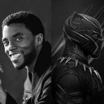 Chadwick Boseman, protagonista de Pantera Negra