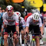 Alexander Kristoff se quedó con la victoria en la primera etapa del Tour de Francia