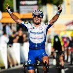 Julian Alaphilippe ganó la segunda etapa y es nuevo líder del Tour de Francia-ASO-Alex Broadway