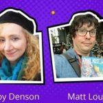 Abby Denson y Matthew Loux