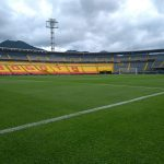 Estadio El campin. Foto Sandra Milena Salazar A.